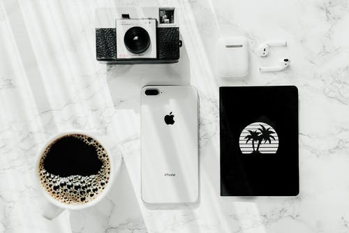 Black and White Classic Camera
