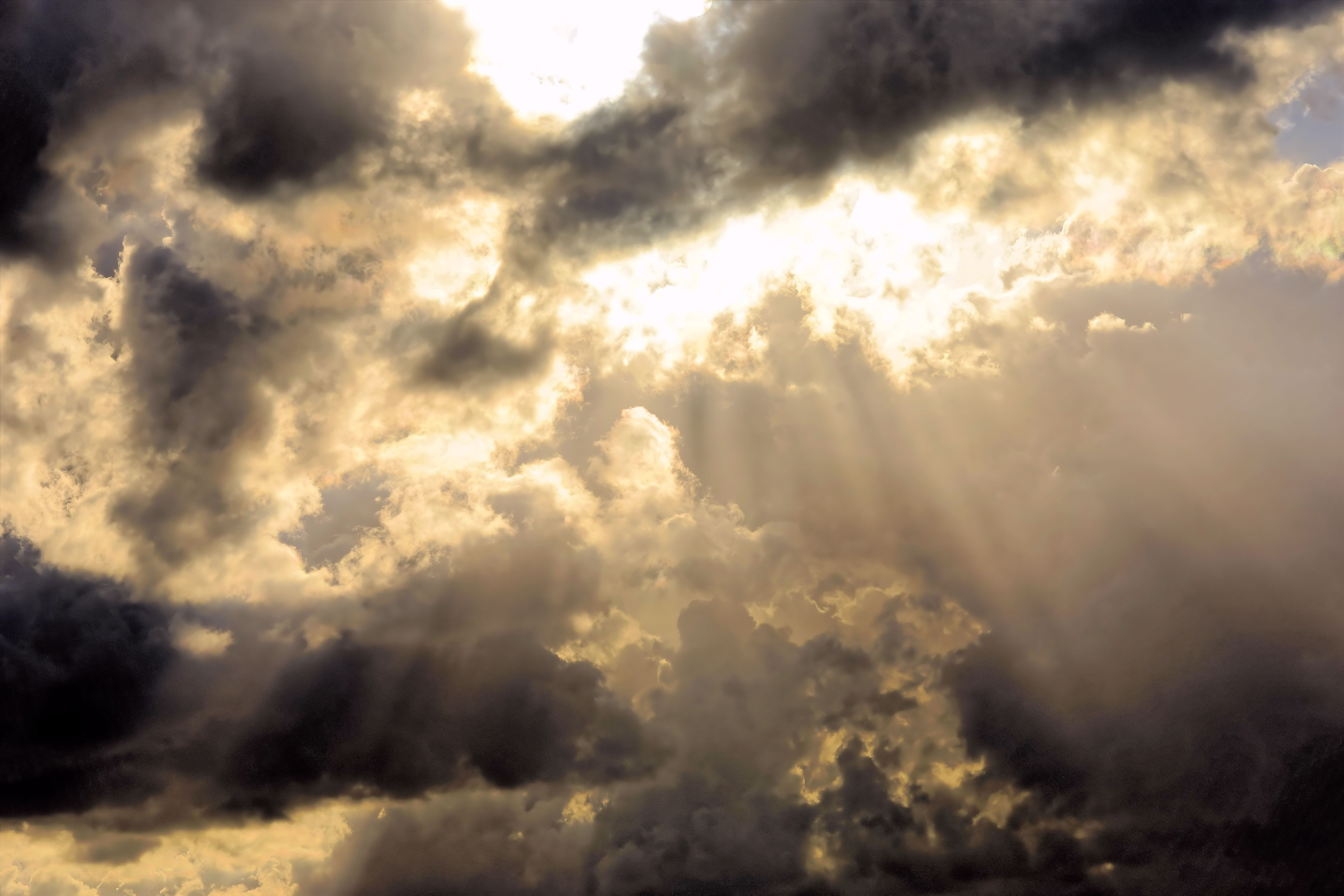 Free stock photo of light, nature, sky, clouds