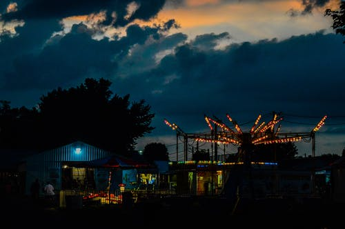 Fotos de stock gratuitas de carnaval, espeluznante, tormenta