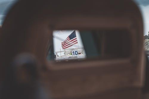 Ảnh lưu trữ miễn phí về 10, cờ Mỹ, ghế sau, Gia tài