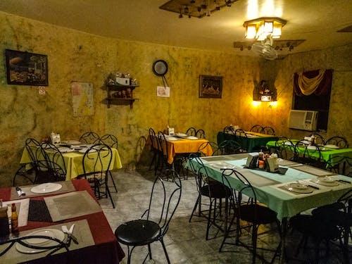 Foto profissional grátis de fotografia, restaurante, resto vintage, retrô