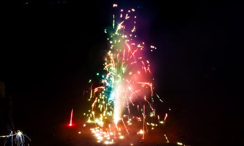 Gratis stockfoto met vuurwerk