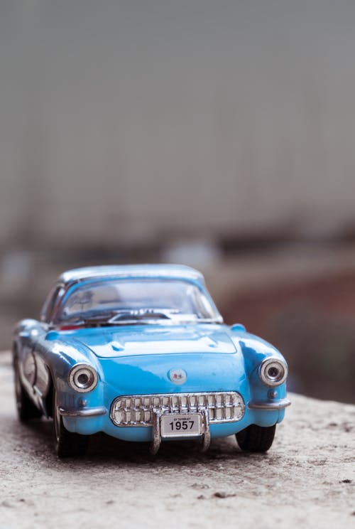 Free stock photo of toy car