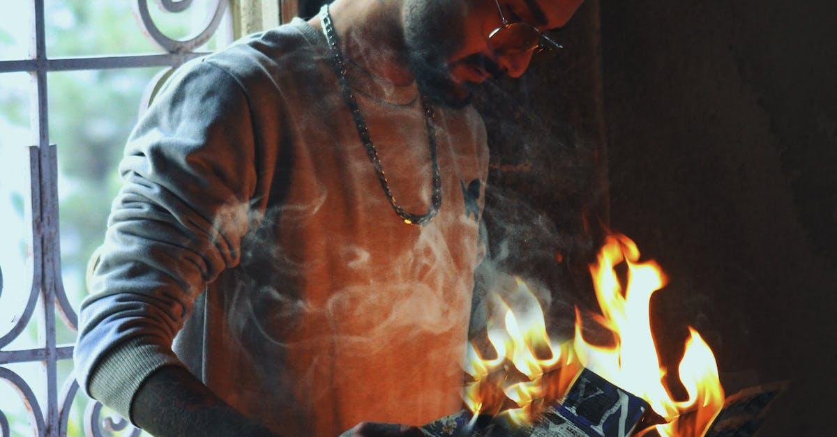 огненный парень картинки переносная, трёх-ламповая