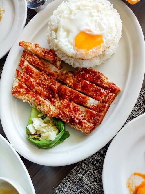 Gratis arkivbilde med delikat, egg, ernæring, frokost