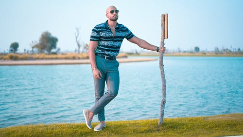 Fotobanka sbezplatnými fotkami na tému 20-25 ročný muž, jazero, móda, módnych modelov