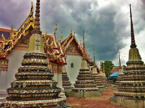 คลังภาพถ่ายฟรี ของ #thailand #bangkok #temple