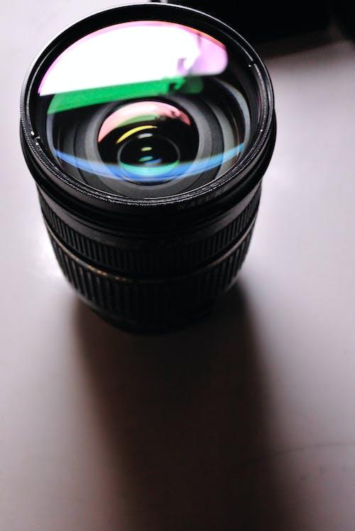 คลังภาพถ่ายฟรี ของ เลนส์กล้อง