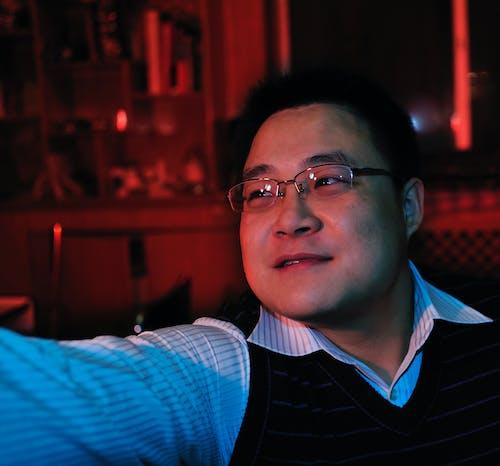 男子, 眼鏡の無料の写真素材