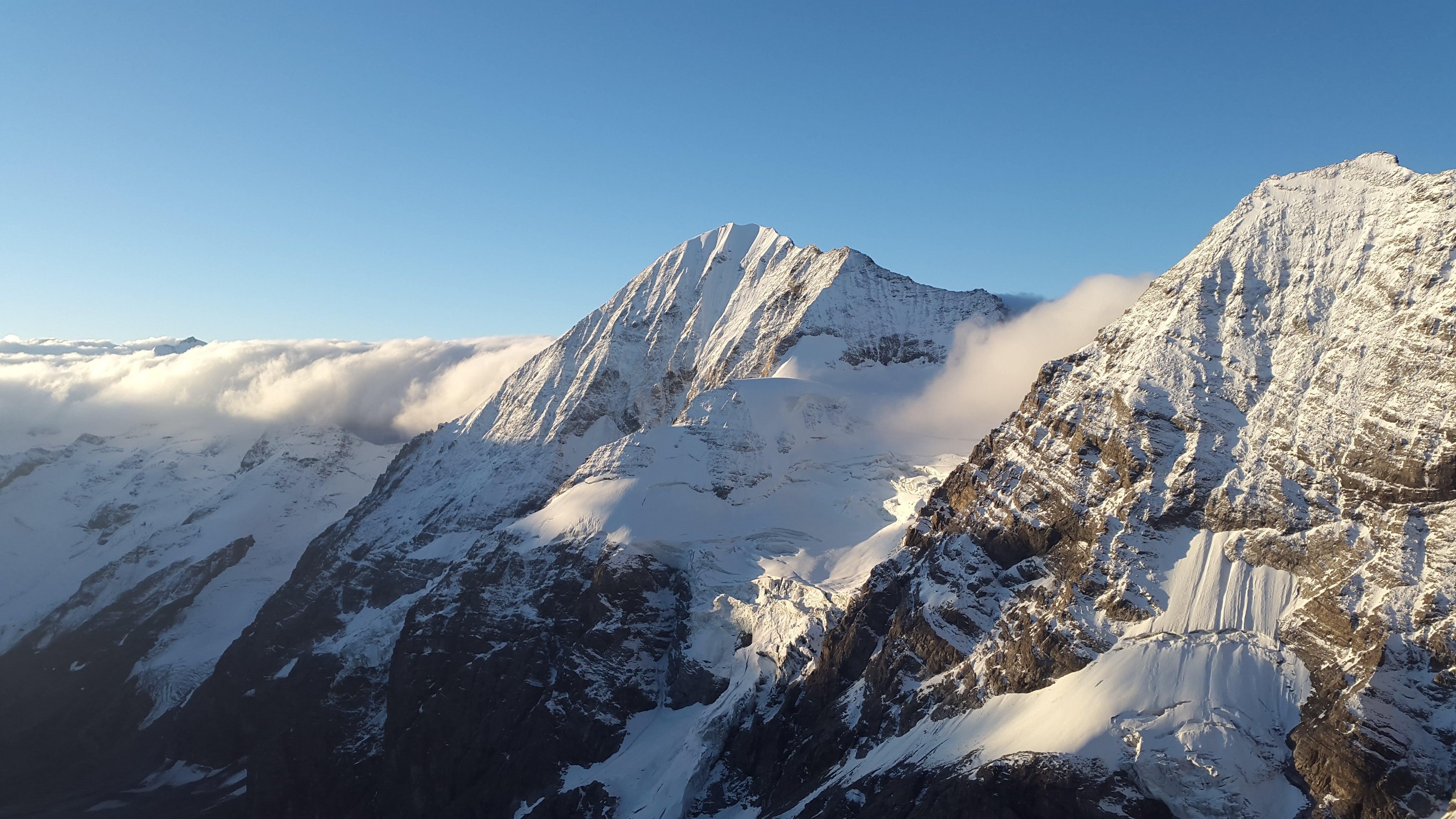 Gratis stockfoto met berg, bergtop, kou, landschap