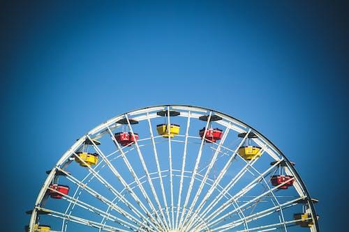 คลังภาพถ่ายฟรี ของ roda gigante
