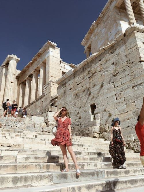 Gratis lagerfoto af akropolis, arkitektur, athen, dagslys