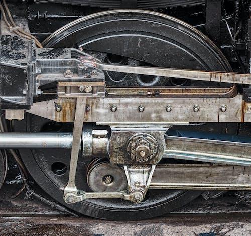 トレインホイール, 蒸気, 蒸気機関車, 電車の無料の写真素材