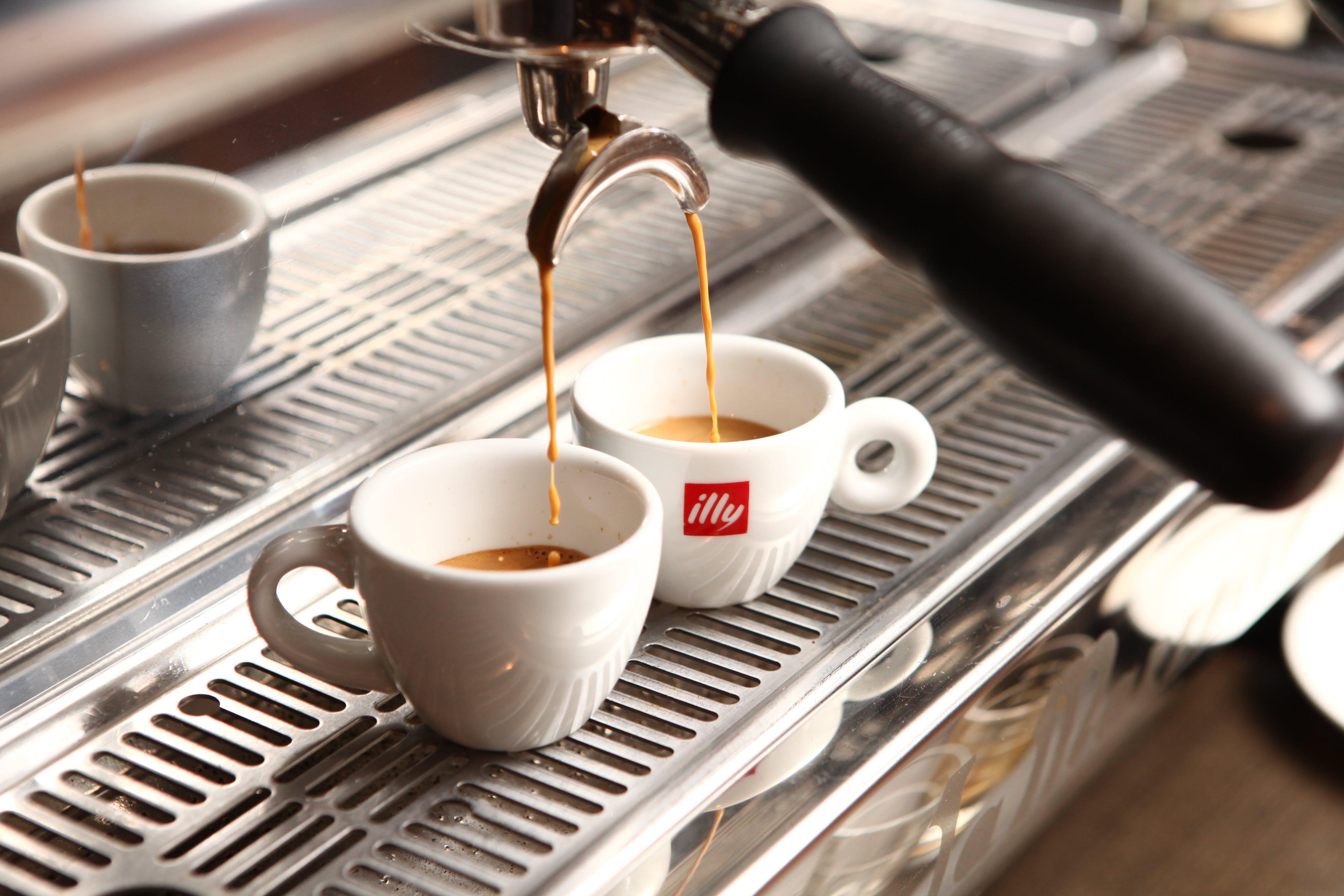 Foto stok gratis cappuccino, espreso, istirahat, kafein
