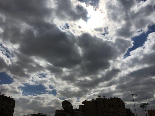 mobilechallenge, 可愛的, 多雲的, 多雲的天空 的 免費圖庫相片