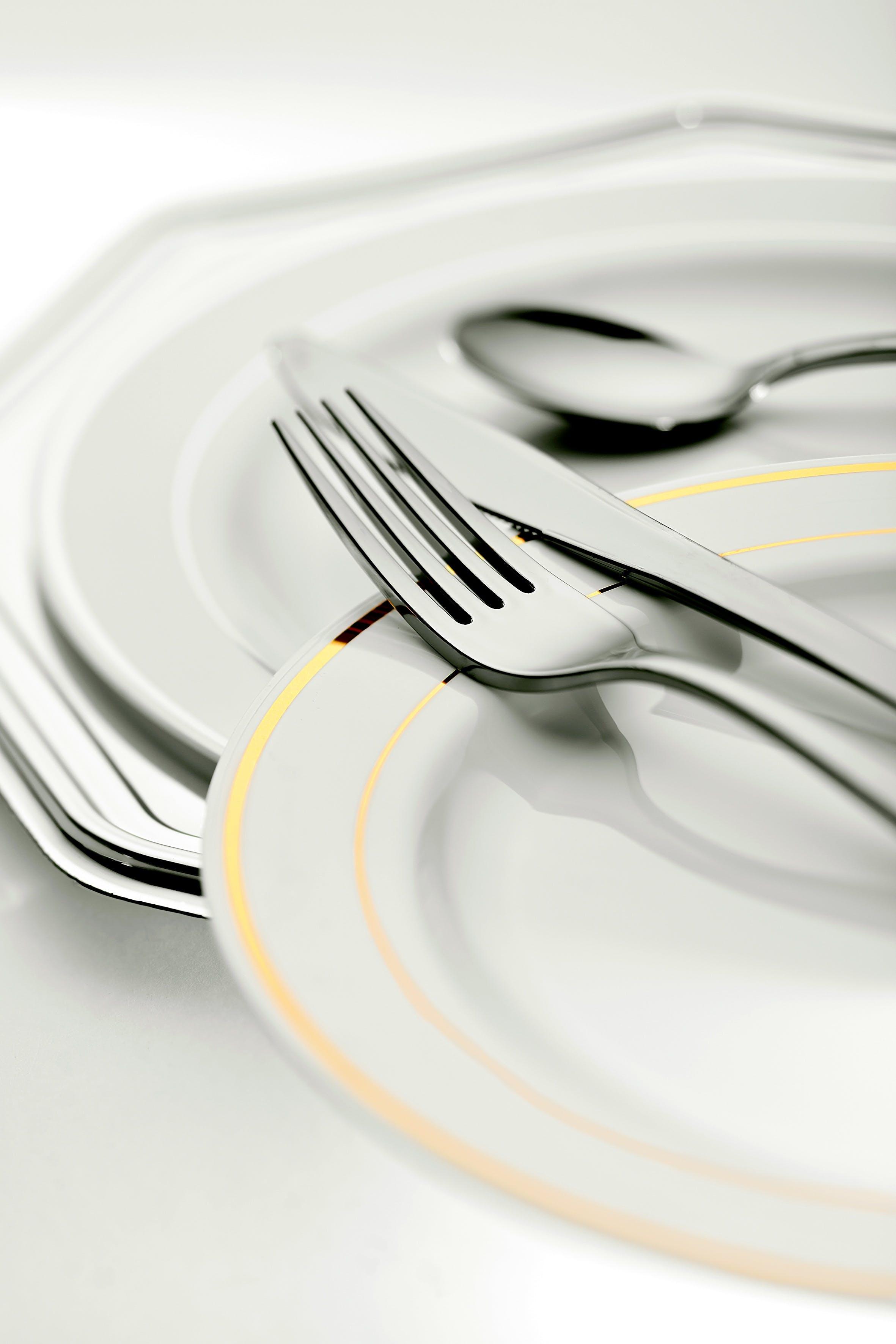 kuchyňské potřeby, lžíce, ostření