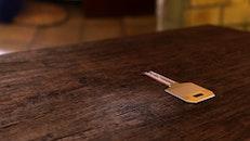 wood, desk, table