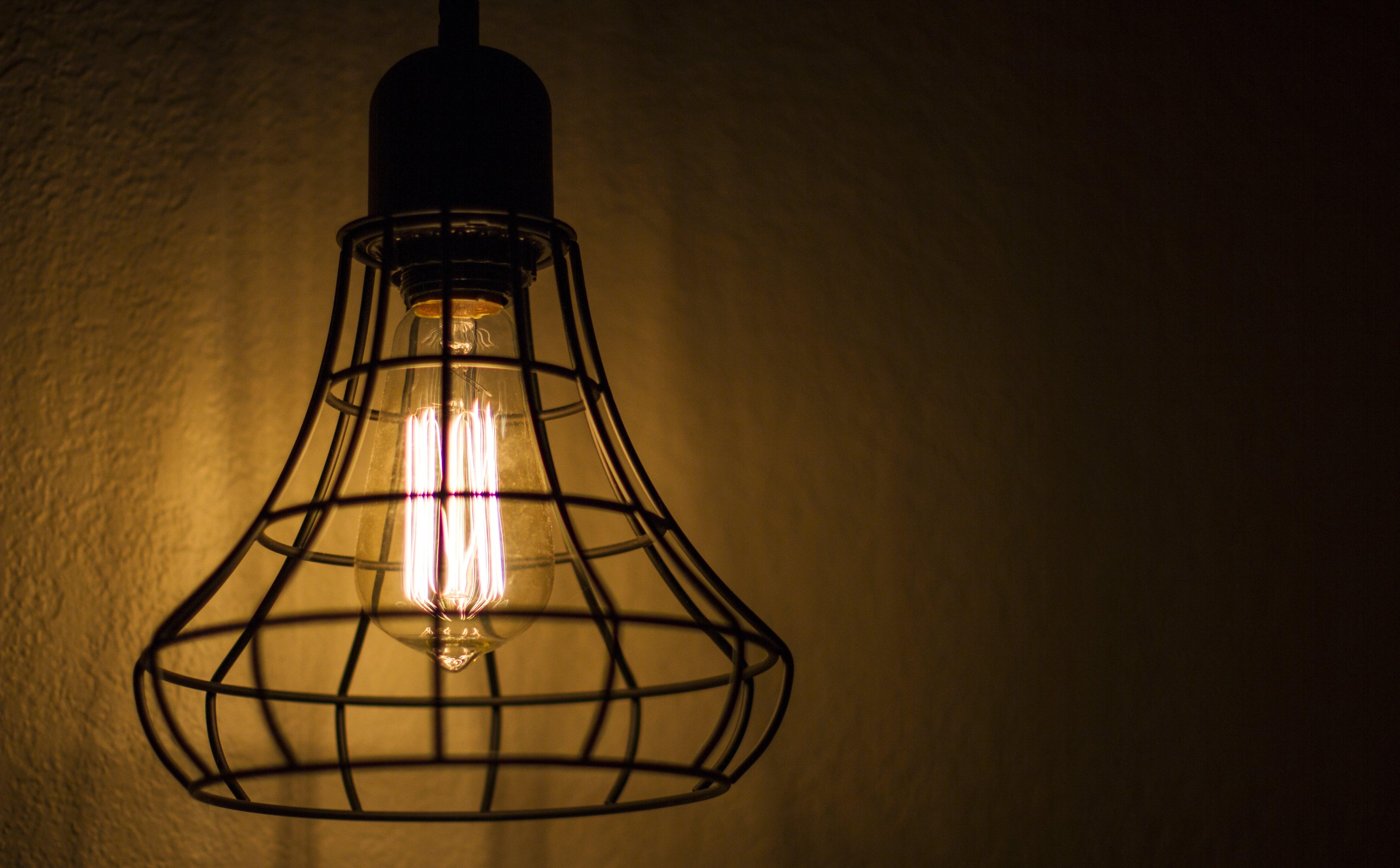 Kostnadsfri bild av design, elektricitet, energi, glödlampa