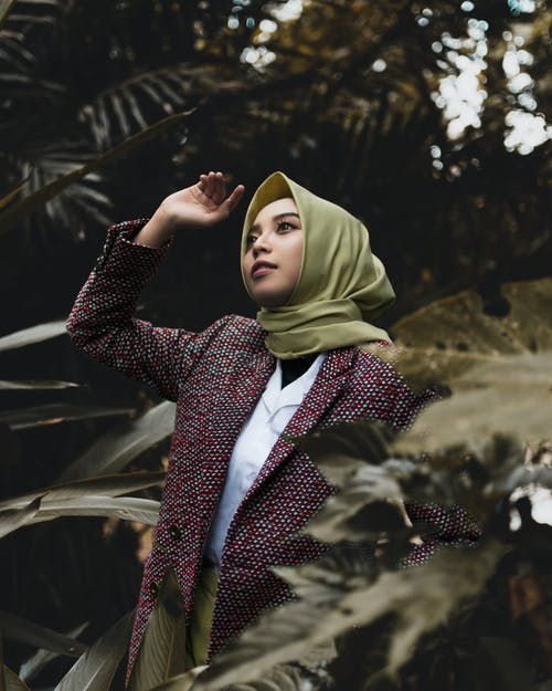 Photo of Woman Wearing Hijab