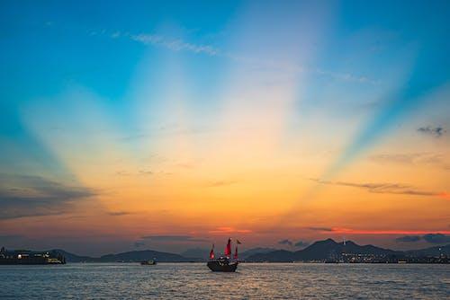 Gratis lagerfoto af hongkong, lys