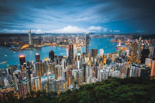 Gratis lagerfoto af hongkong, victoria havn