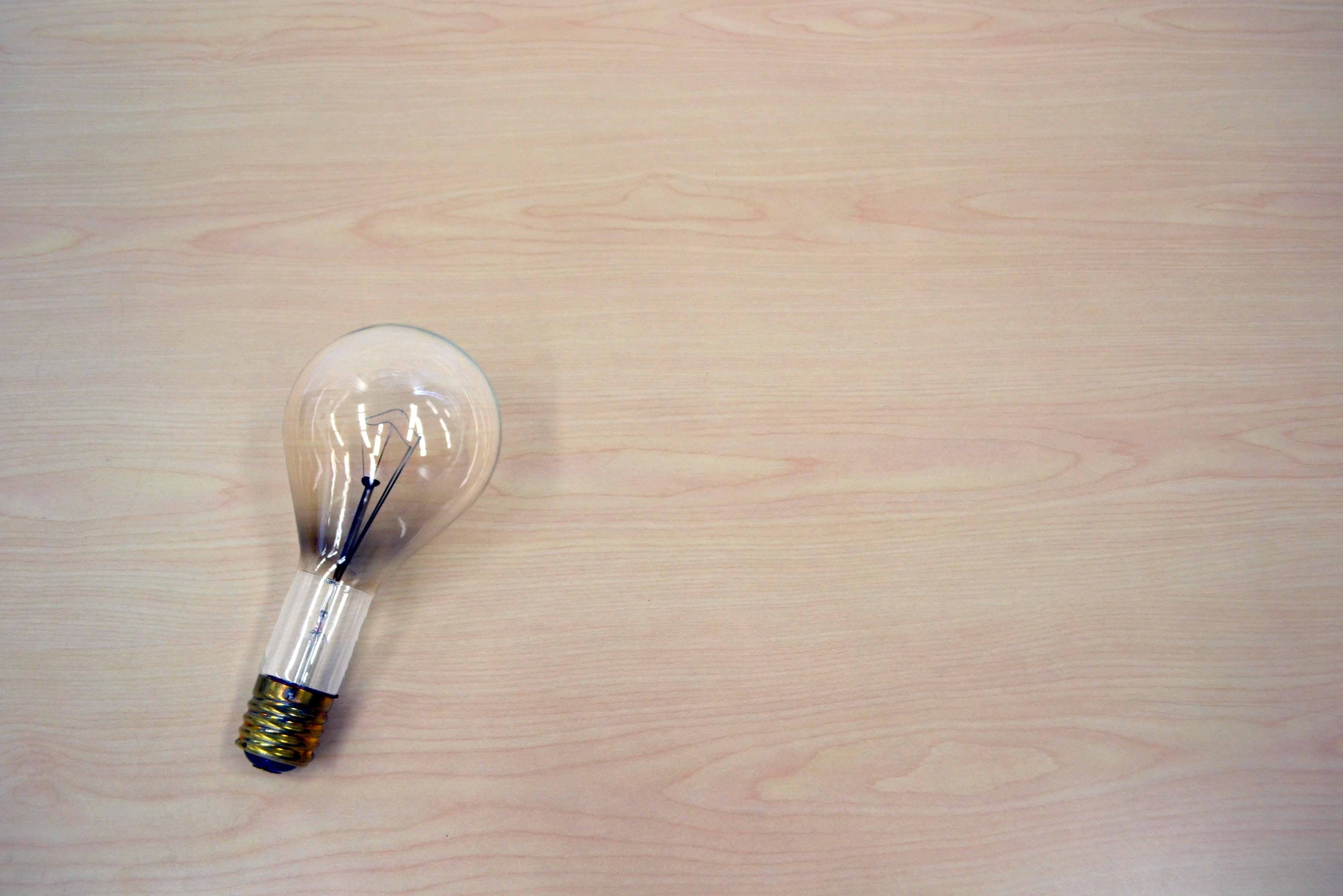 Free stock photo of 3d, bright, brilliant, bulb