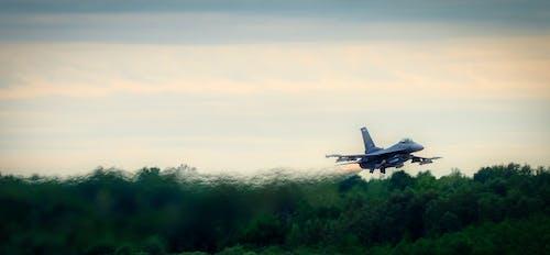 Ilmainen kuvapankkikuva tunnisteilla f-16, lämpö, lentokone, usaf