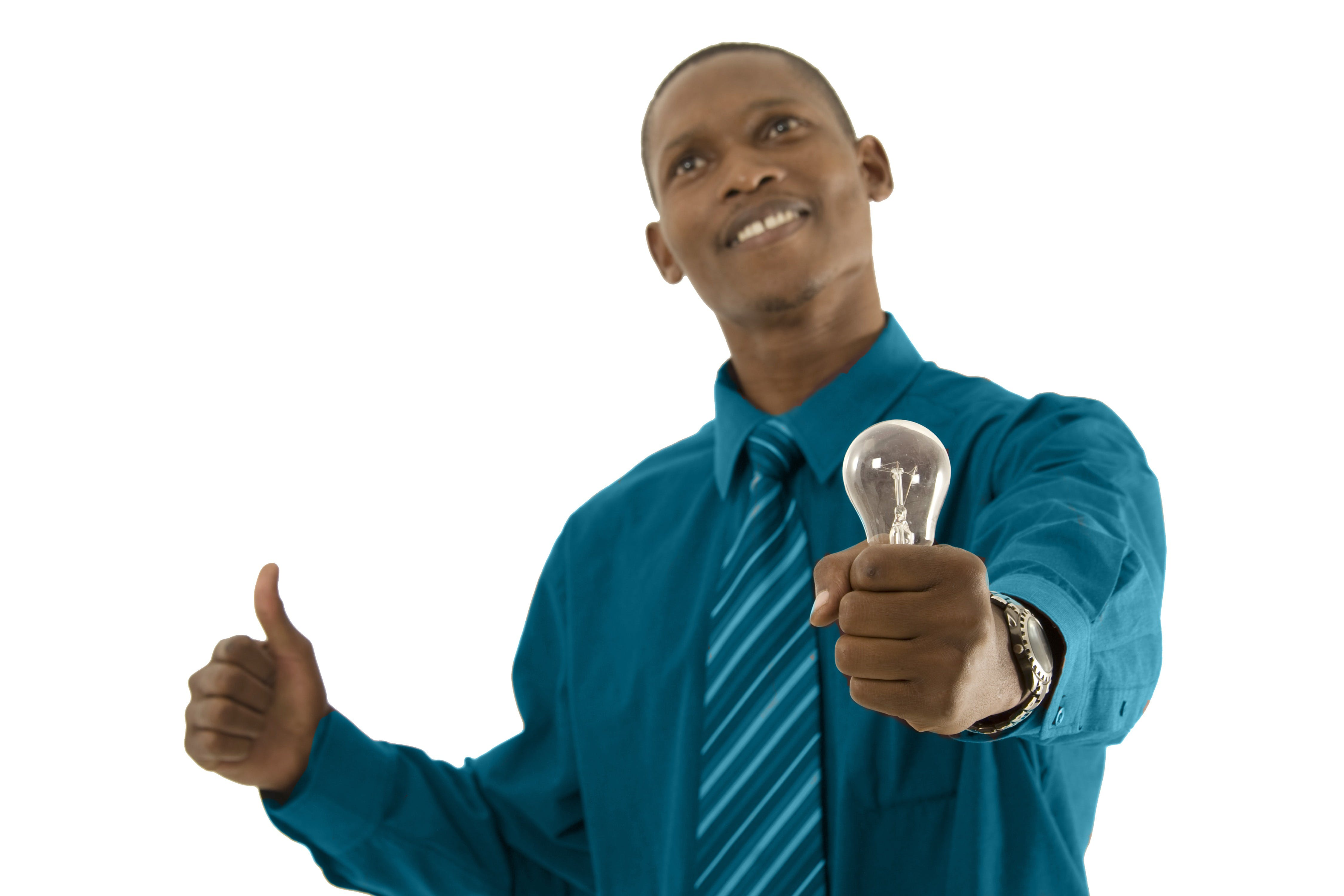 Free stock photo of african, bulb, electric bulb, happy