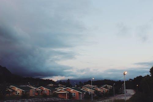 2k18, 구름 낀 하늘, 마다가스카르, 집의 무료 스톡 사진