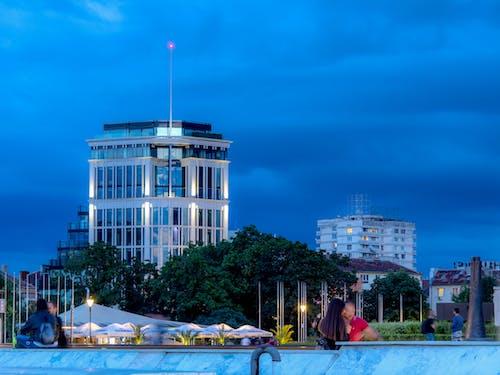 Gratis stockfoto met bulgarije, gebouw, lume, nacht