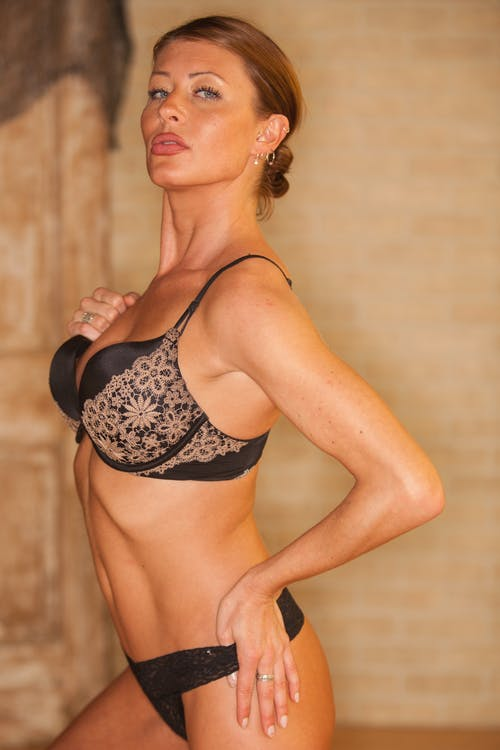 Free stock photo of 20-25 years old woman, beautiful woman, bikini, bikini model