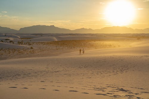 Free stock photo of landscape, sand, sun