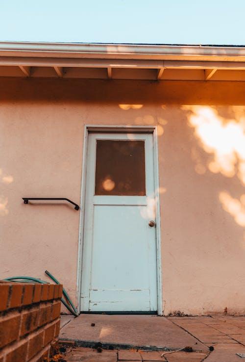 Základová fotografie zdarma na téma broskev, dům, dveře, estetický