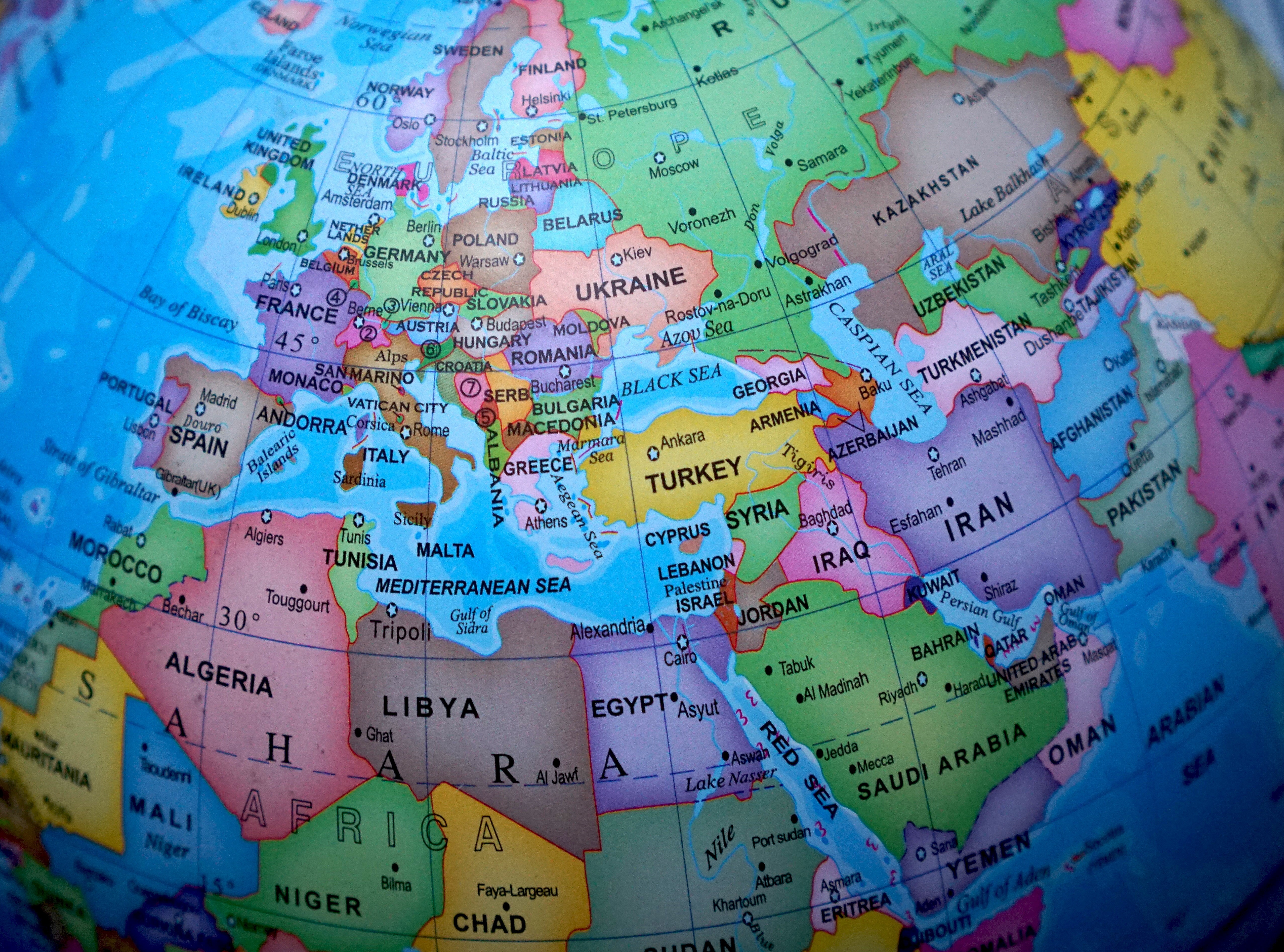 Free stock photo of earth europe globe free download gumiabroncs Gallery
