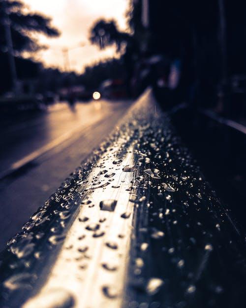 Immagine gratuita di acciaio, acqua cristallina, bokeh, città