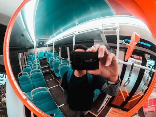バス, パブリック, 公共交通機関の無料の写真素材