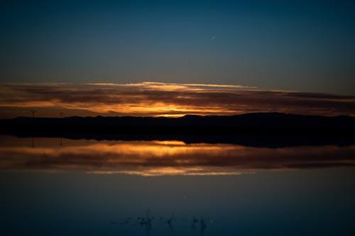 Fotobanka sbezplatnými fotkami na tému atardecer, morská voda, obloha