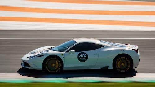 Fotobanka sbezplatnými fotkami na tému auto, Ferrari, pretek, Valencia