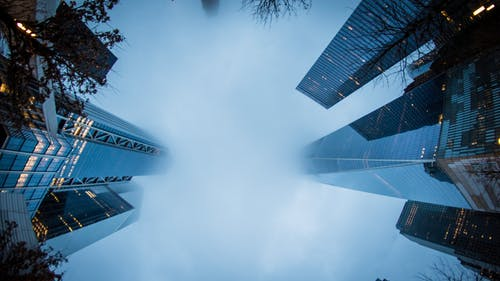 アメリカ合衆国, スカイライン, ニューヨーク, ビジネスの無料の写真素材