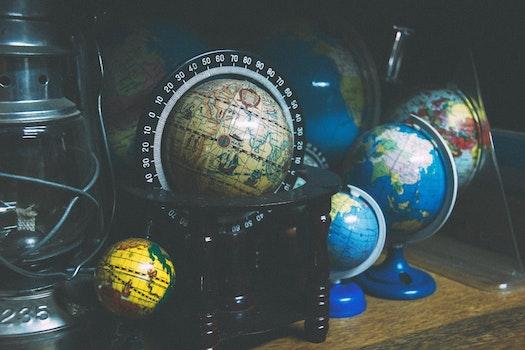 Free stock photo of travel, adventure, world, globe