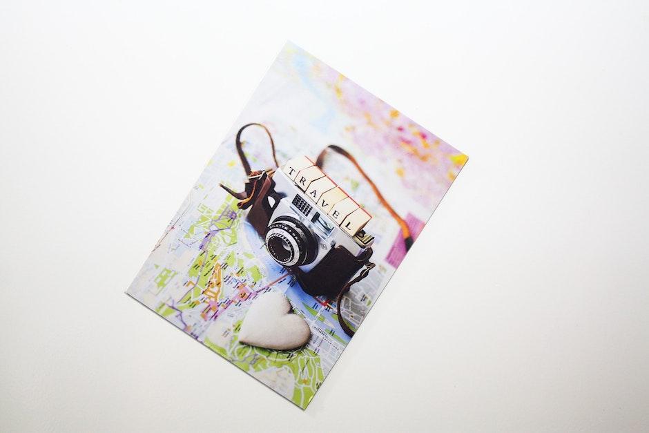 business, camera, card