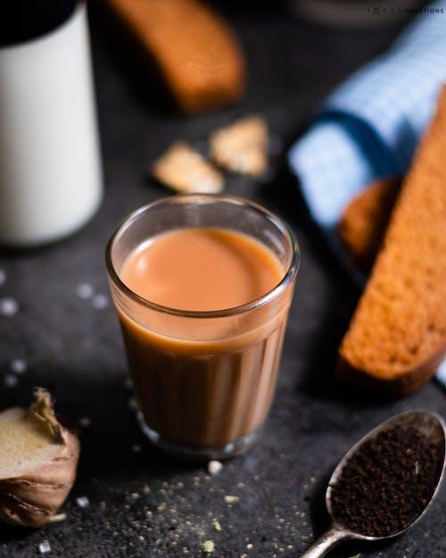 おいしい, カフェイン, ガラス, コーヒーの無料の写真素材