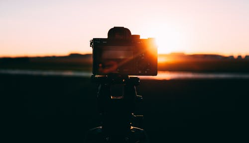 Kostenloses Stock Foto zu light, sony, stuttgart, sunset