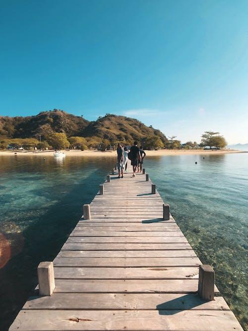 Бесплатное стоковое фото с индонезия, океан, остров, пейзаж