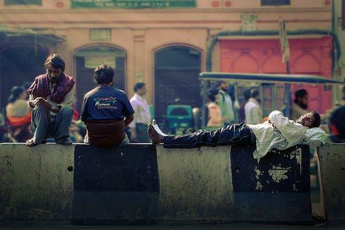 Free stock photo of Adobe Photoshop, delh, editing, indian men