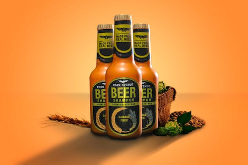 Free stock photo of beer bottle, editing, photo, Product photography