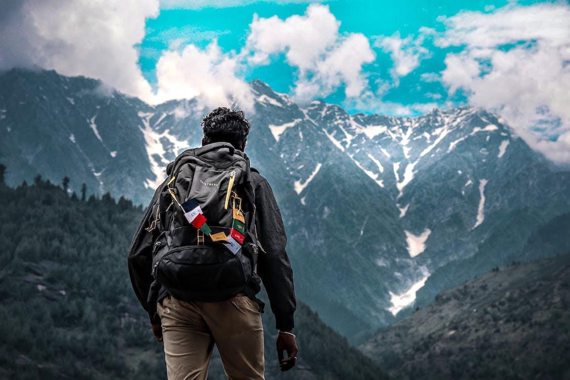 aventure, himalaya, inde