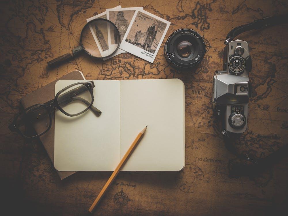 กล้อง, การถ่ายภาพ, การถ่ายรูป