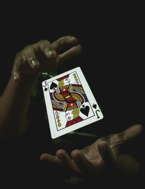 Fotobanka sbezplatnými fotkami na tému čarovný, hracia karta