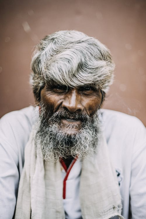 あごひげ, アダルト, おとこ, お年寄りの無料の写真素材